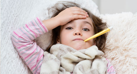 Self Management for Parents of unwell children